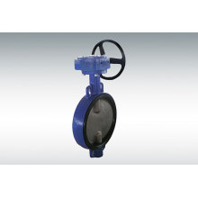 Carbon Steel Butterfly Valve with Operator