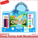 Disney factory audit manufacturer's stationery set