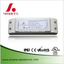 tipo de corriente constante transformador electrónico regulable 500ma 15w