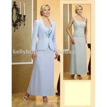 Мода Новый высокий стиль элегантность платья матери