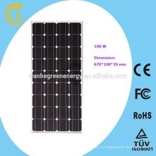 Гибкая фотоэлектрическая солнечная панель высокого напряжения