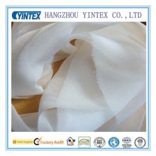 Tissu de soie mûre mince de 3,5 mm