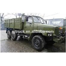 camión militar de alta calidad de Dongfeng / camión del camino / todo el camión militar de la impulsión / camión de la tropa / camión militar de la furgoneta