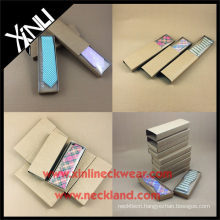 Tie Gift Drawer Craft Paper Boxes with Necktie Box