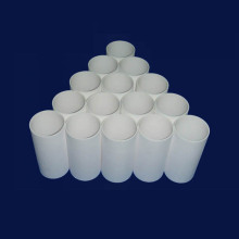 High Temperature Insulation 99%  Alumina Ceramic Tube