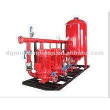 ZW Fire Booster regulierte Wasserversorgungsanlagen