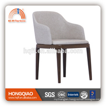 XS-003 leisure chair leather chair stainless steel chair