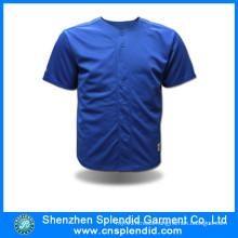 Cheap Wholesale Custom Logo Blank Plain Baseball Jerseys