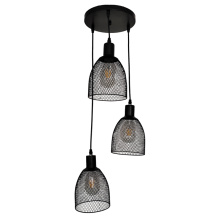 Modern New Design Decorative Indoor Black Pendant Lamp