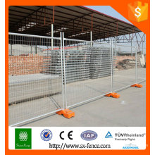 Hot Sale Australia High quality Low carbon steel Temporary Fence