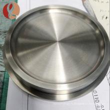 Cible de pulvérisation de titane pur à 99,99%