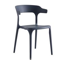ресторан бетонные пластиковые сетчатые стулья