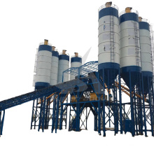 240m3/H Precast Concrete Batching Station Plant with Low Price