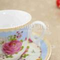 100% защита качества продукции Фарфоровый кофе To Go Cup
