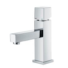 Grifo de cerámica del lavabo de la base de la válvula de la aprobación del golpecito de agua del proveedor ISO9001brass del oro