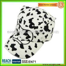 Animal de vaca cara niños gorra de béisbol BC-c0002