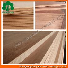 Keruing Contenedor Floorboard 28mm 19 / 21plies madera contrachapada para reparación