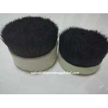 Natural Black Boiled Bristle Hair