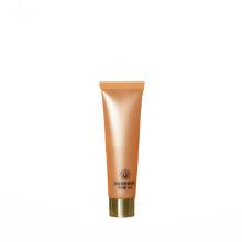 25 g de leite de pele embalagem cosmética tubo de rímel eco-friendly vazio