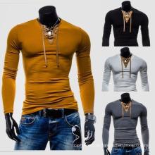 Camiseta manga larga para hombre