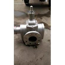 Pompe de roue d'arc de circulation d'huile de série de YCB