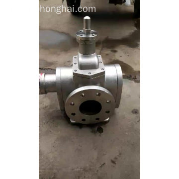 YCB stainless steel pompa transfer minyak food grade