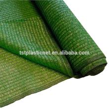 4X50m Rolle 80% stark grün schwarz Shade Mesh Fabric Net für Gewächshaus