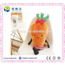 Vegetables Series Carrot Plush Toy