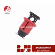 Wenxzhou BAODI Miniatur-Leistungsschalter-Verriegelung (Pins nach außen) BDS-D8601Red Farbe