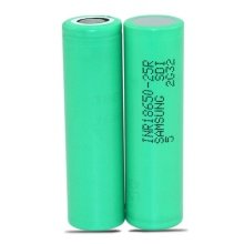 Original Samsung 25R 18650 2500mAh 20A Li-ion Battery