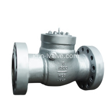 Pressure Seal Swing Check Valve