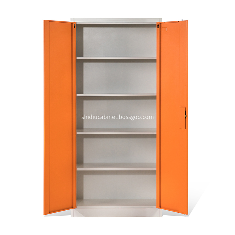 File Cabinet With Mass Shelf Lock 3