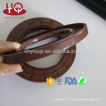 Rubber Material national oil seal cross reference Garlock Mold Spring Double Face Lip Oil Seals Auto Parts