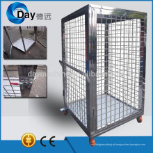 HM-36 stainless steel net laundry carrier with door and without door type
