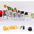 Transparent Glass Dropper Bottle (NBG02)
