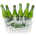 Promotional Plastic Beer Ice Bucket W/ Logo Printing