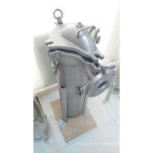 Recipiente de cartucho de filtro de acero inoxidable Ss 316