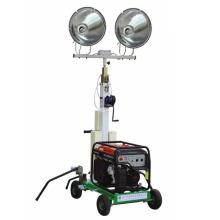 Lifting Flexible HIgh Brightness LED Portable Light Tower