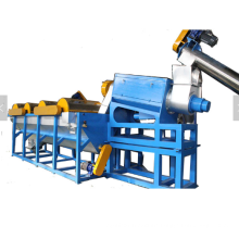 waste pp bags plastic recycle machine