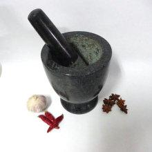 Herba besar granit & alat rempah