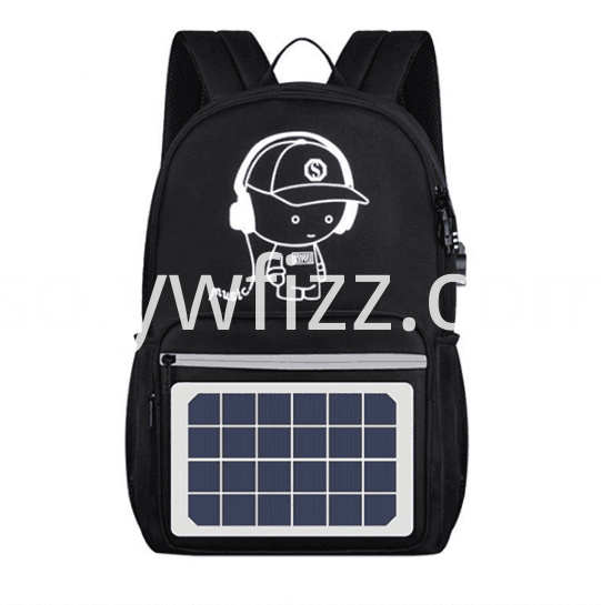 Student Solar Backpack