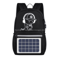 Solar Multifunctional Rechargeable Backpack