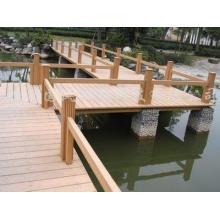 Low Cost Good Quality WPC Decking Outdoor Waterproof Floor