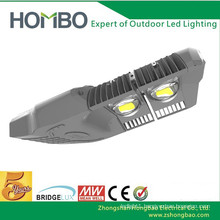 Super bright high lumen mini IP65 led street light with CE RoHS 3 year warranty