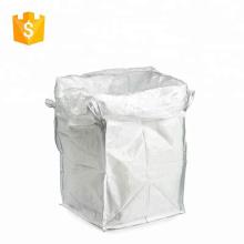 1000 kg jumbo grand sac en vrac sac de riz en plastique avec un support technique à long terme