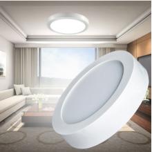 Led Panel light round surface mounted 9w