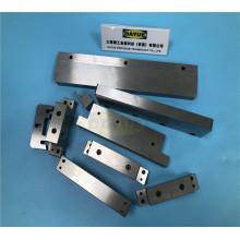 Servicio de rectificado de superficies preciso Componentes de moldes personalizados