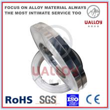 Высококачественные сплавы fecral 0cr27al7mo2 резистор фольга/яркий катушки
