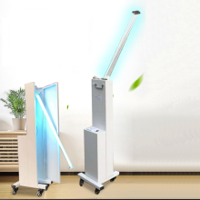 uv light trolley UV Sterilization Lamp Cart 180 ° Adjustable