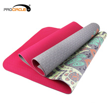 Personalizado OEM Fitness Eco-Friendly Yoga Mat